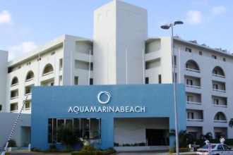 AQUAMARINA BEACH CANCUN HOTEL