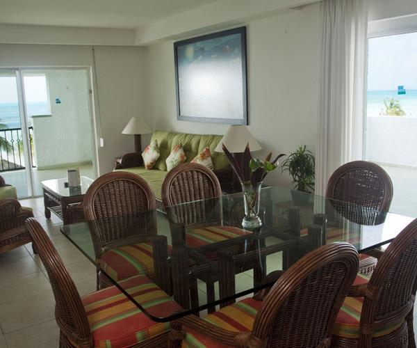 канкун отель Beachscape Kin Ha