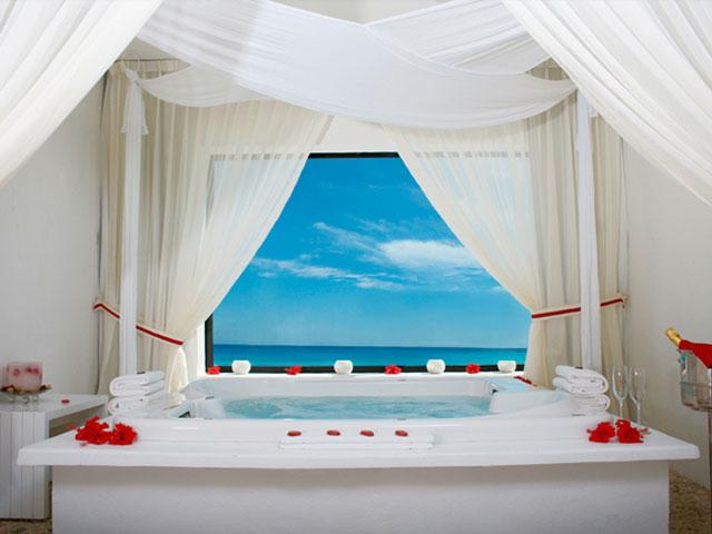 bel air бюджетный отель канкун
