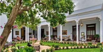 Casa Azul merida hotel
