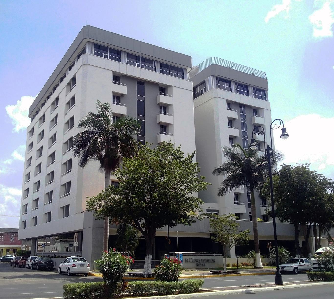 El Conquistador hotel, Отель Мерида