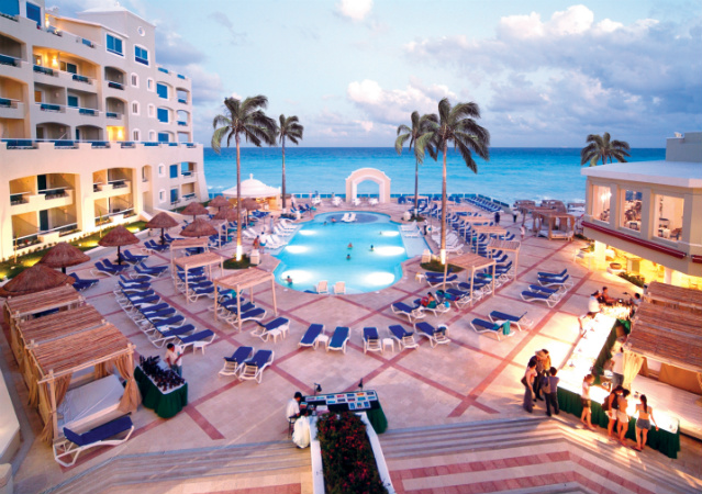 отель канкун Gran Caribe Real