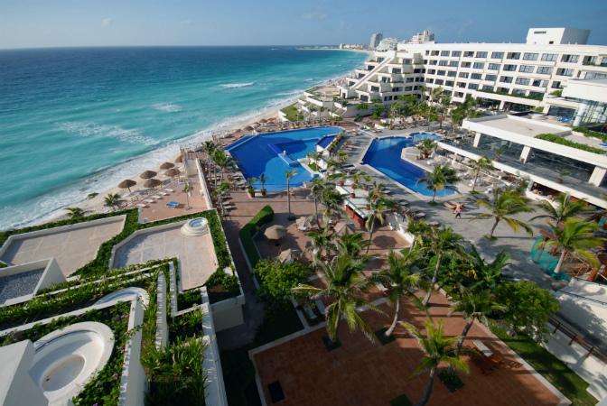 отель мексика Grand Oasis Playa