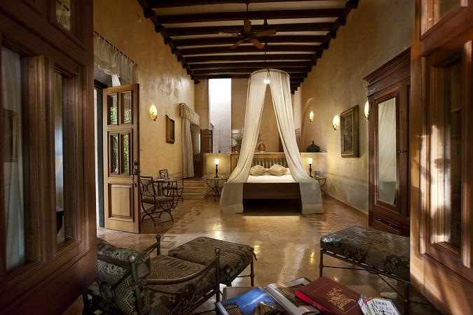 Hacienda Xcanatun yucatan, бутик Отель мексика
