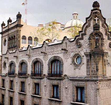 Hampton Inn & Suites, Отель Мехико