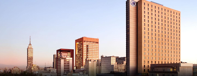 Hilton Reforma отель Мехико