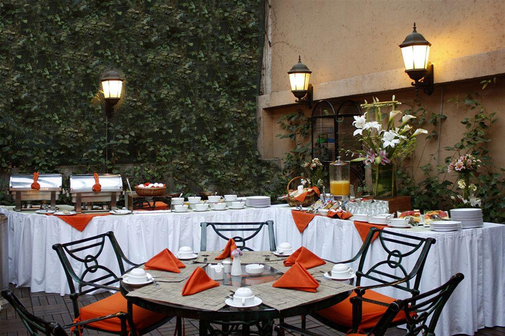 Hotel Geneve, Отель Мехико
