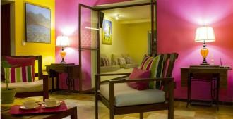 Ko'ox Art 57 Boutique Hotel, бутик Отель мексика