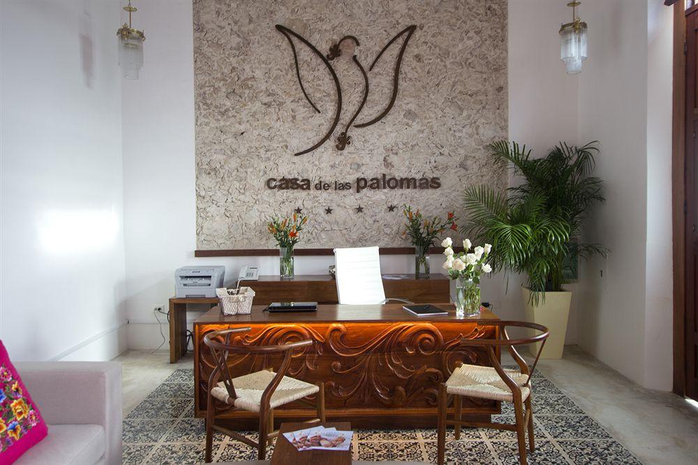 Koox Casa de las Palomas Boutique Hotel, бутик Отель мексика