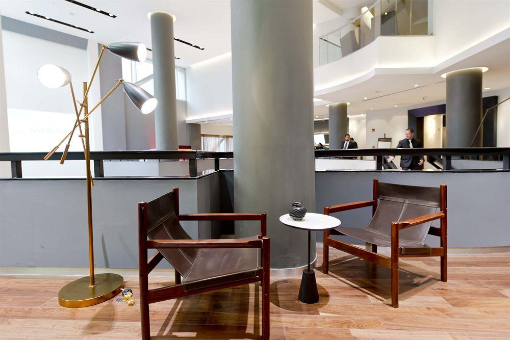 Le Meridien Mexico City, Отель Мехико