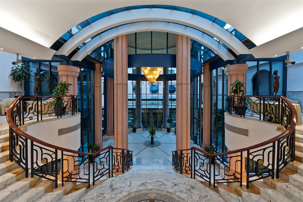 Marquis Reforma Hotel, Отель Мехико