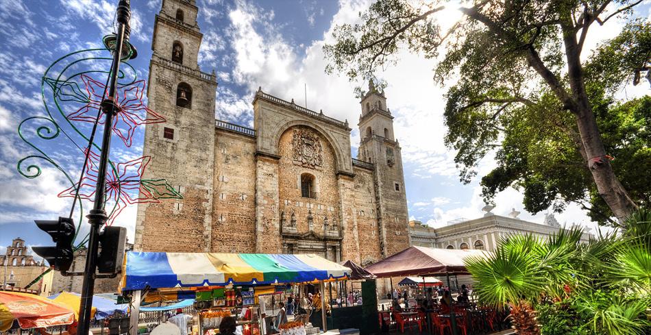Мерида Юкатан Мексика