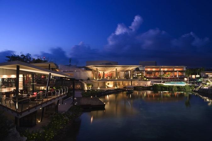 Rosewood Mayakoba, роскошный отель ривьера майя, лучший отель мексики
