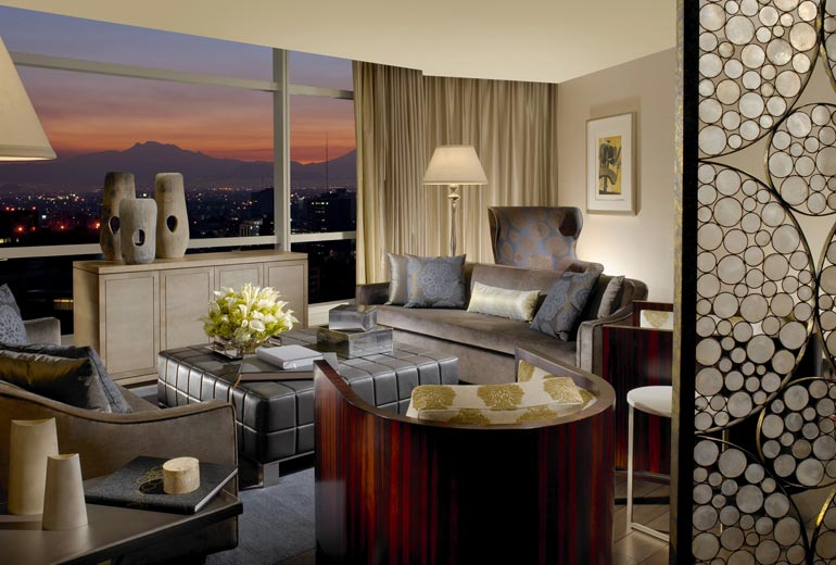St. Regis Mexico City, Отель Мехико
