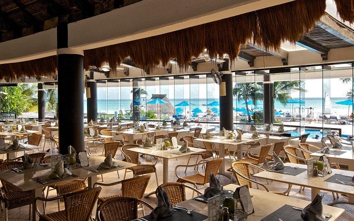 Отель Мексика reef playacar