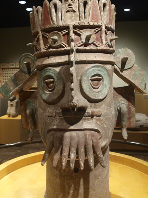 музей антропологии мехико