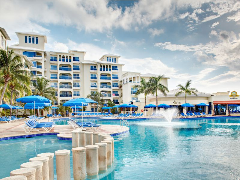 barcelo costa cancun отель