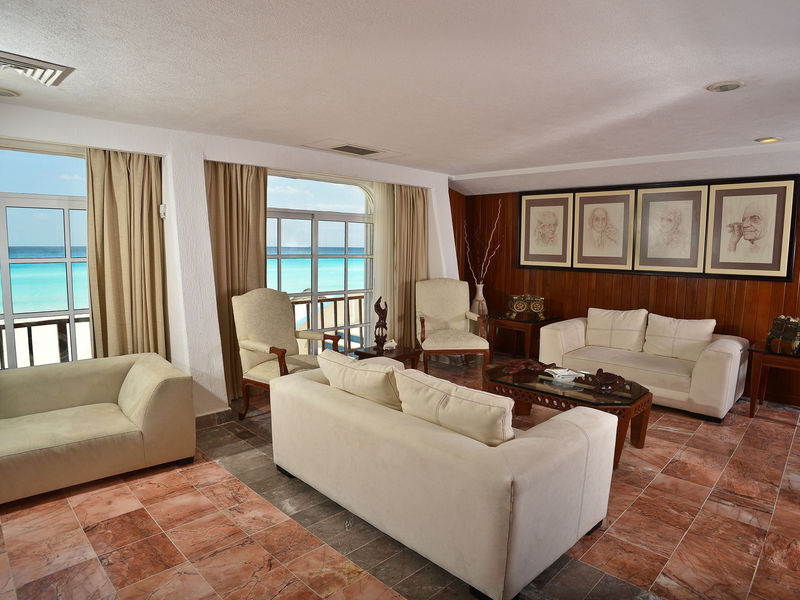 HOTEL CASA TURQUESA cancun mexico