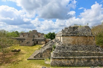 эк балам юкатан майя мексика