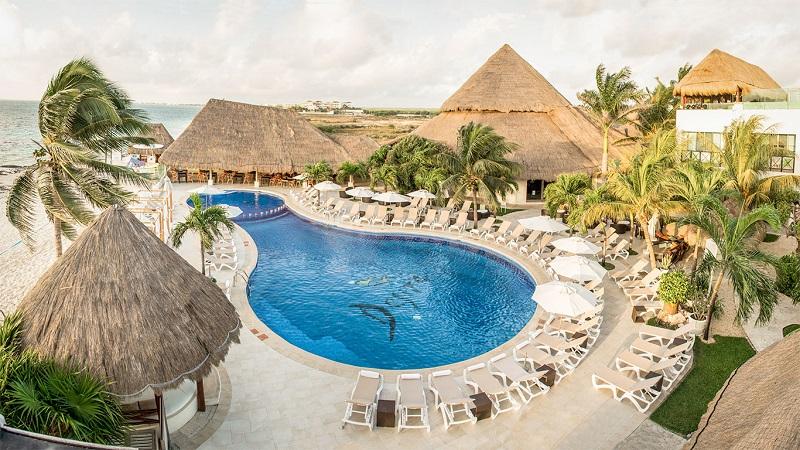 desire pearl, clothing optional hotel in mexico, секс отель в мексике, отель для свингеров