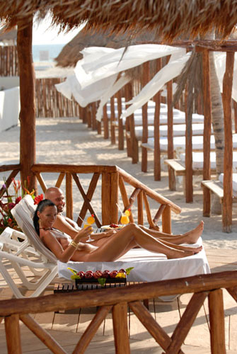 DESIRE RESORT & SPA, clothing optional hotel in mexico, секс отель в мексике, отель для свингеров