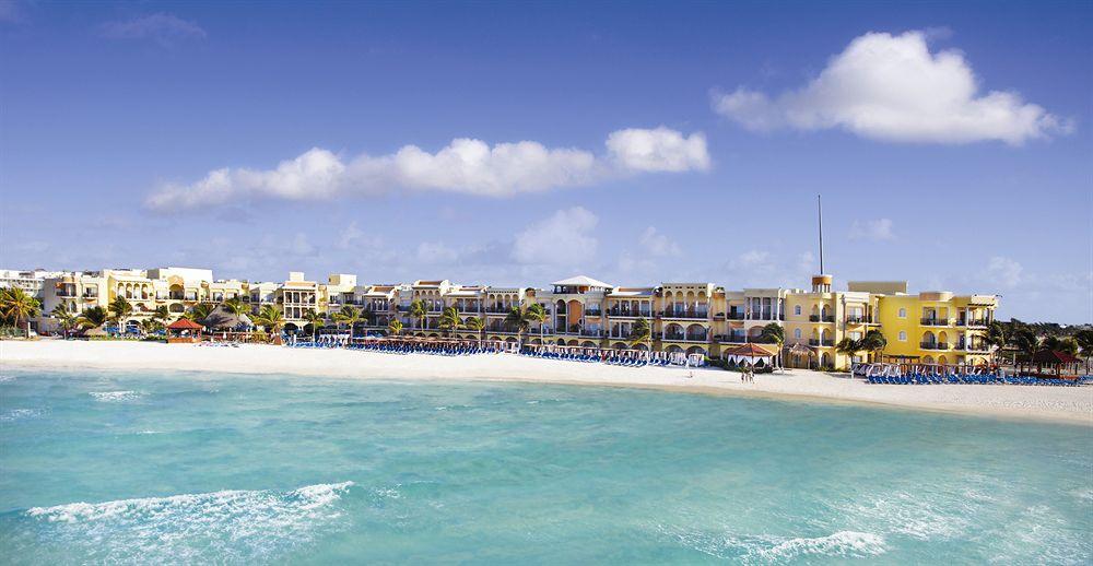 gran porto real playa del carmen hotel