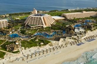 отель канкун grans oasis cancun