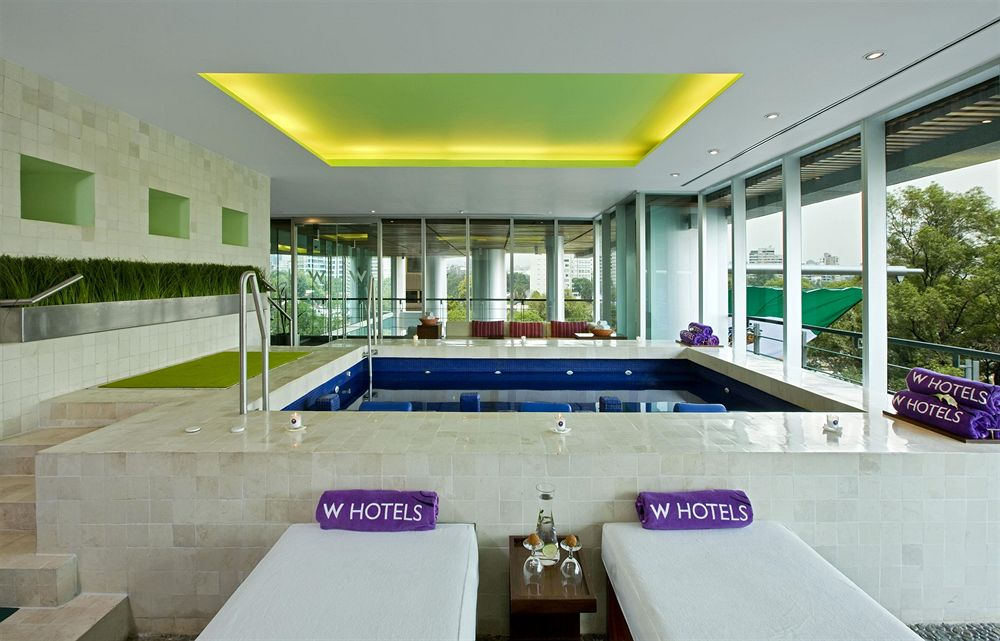 hotel w mexico city, Отель Мехико