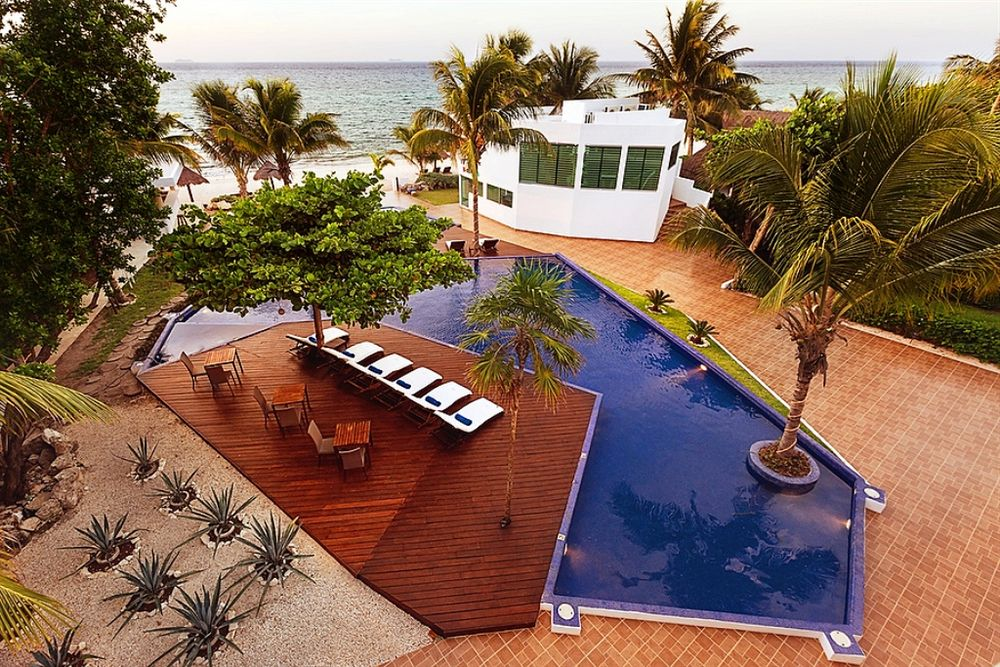 Отель le reve playa del carmen