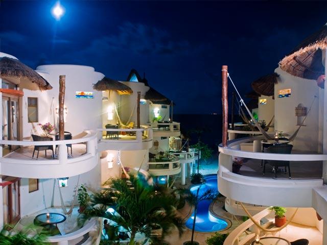 Отель Мексика playa palms