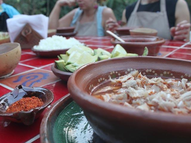 Уроки преиспанской кухни