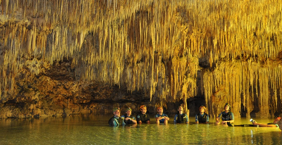 cenotes yucatan tour