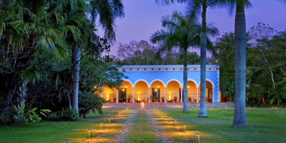 Hacienda Santa Rosa yuancat
