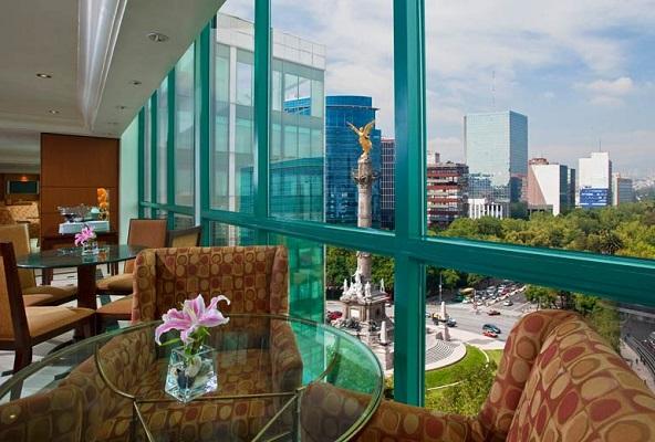 Sheraton Maria Isabel Hotel and Towers, Отель Мехико