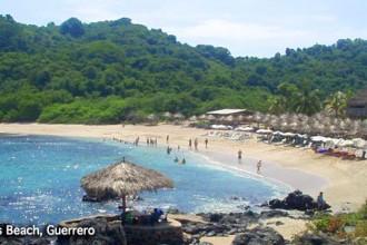 Ixtapa Island o Las Gatas Beach