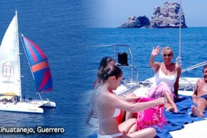 Catamaran Cruise ixtapa