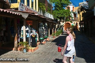 Shopping and City Tour ixtapa
