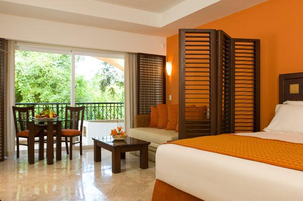 Hacienda Tres Rios, экологичный отель мексика