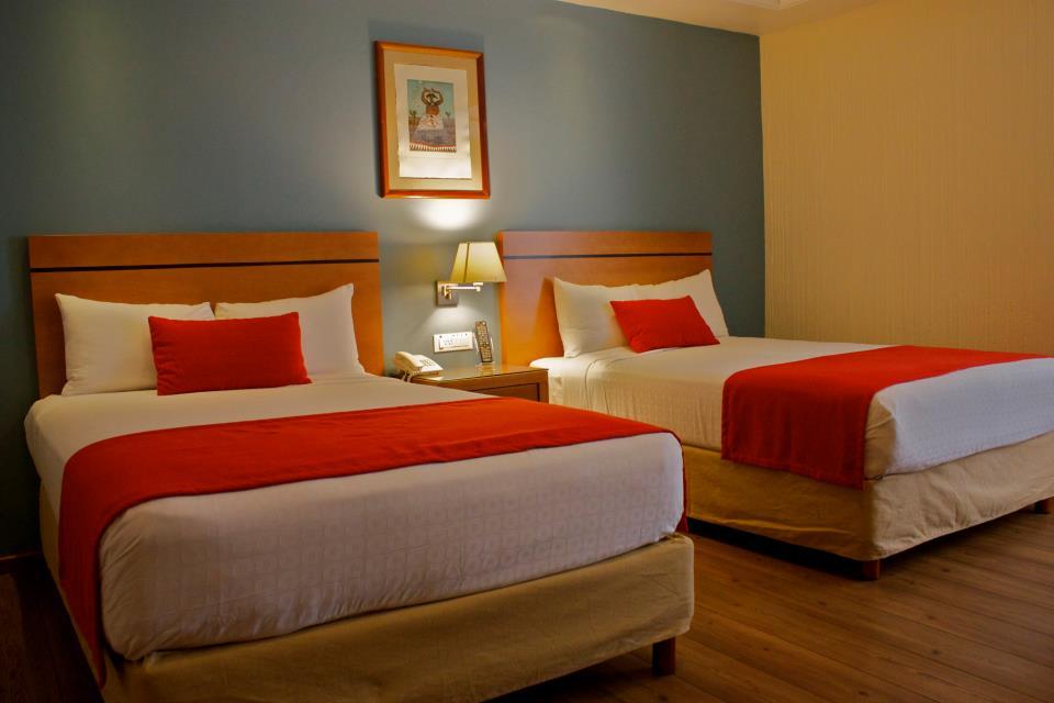 Abu Hotel, отель оахака