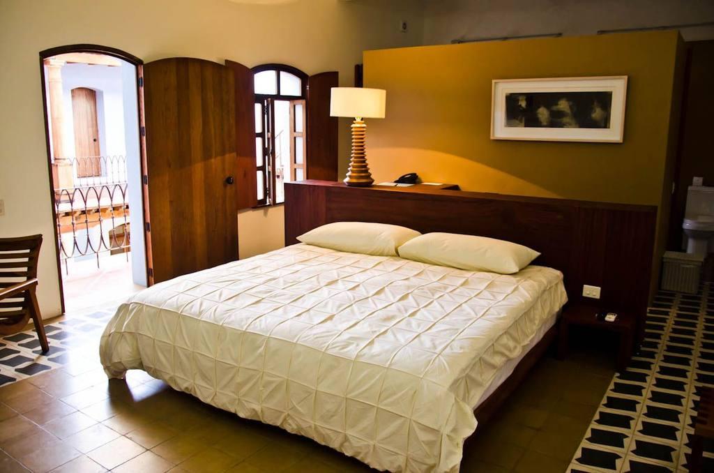 Azul Oaxaca hotel, бутик отель в оахаке