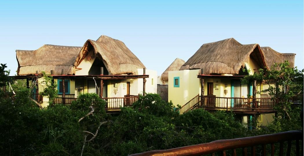 Bel Air Xpu Ha, отель на ривьере майя