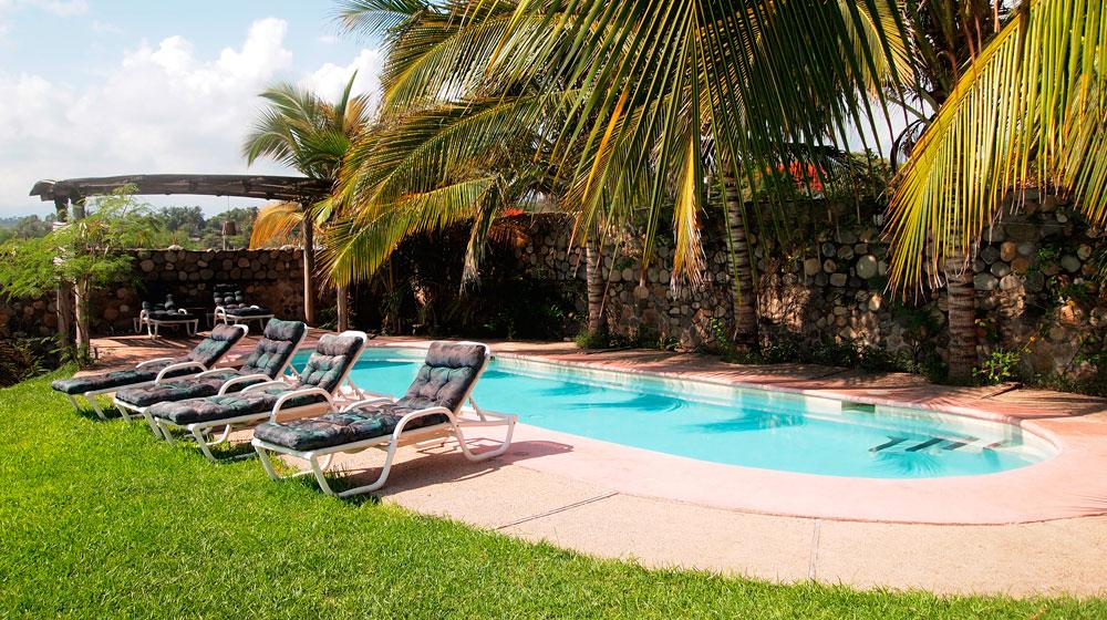 Hotel Santa Fe puerto escondido, отель пуэрто эскондидо