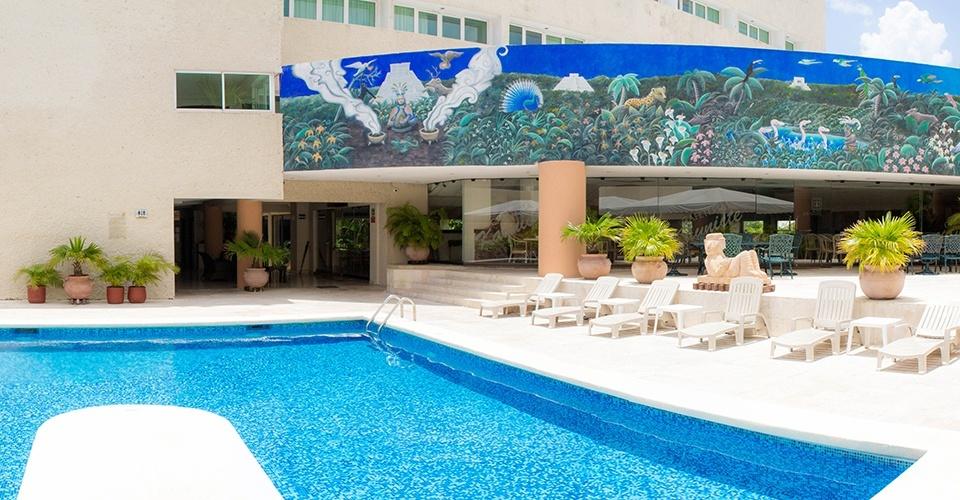 Los Aluxes, бутик отель мексика