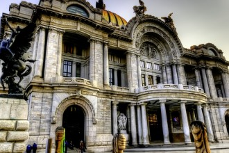 Palaces of Mexico City