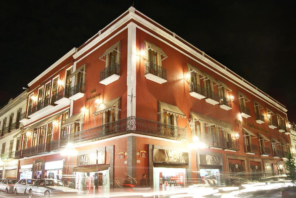Posada San Pedro, бутик отель в пуэбле, бутик отель в мексике