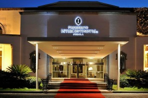 Presidente Intercontinental Puebla, отель пуэбла
