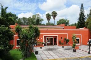 Villas Arqueologicas Cholula, отель чолула, отель в чолуле