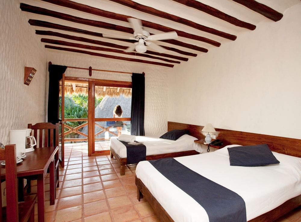 Xaloc Resort Holbox, отель хольбош