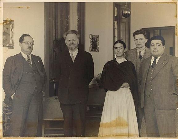 frida kahlo trotsky mexico museum