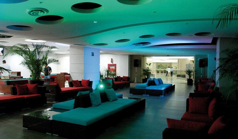 AIG Lobby Bar
